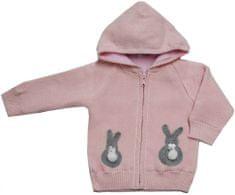 EKO dievčenský sveter so zajačikmi