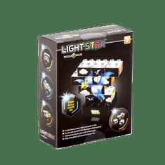 Light Stax Svietiaca stavebnica Puzzle Set (Dinosaur)