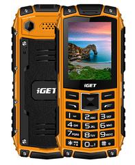 iGET Defender D10, Orange