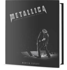 Popoff Martin: Metallica - Kompletní ilustrovaná historie