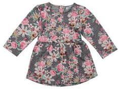 Dirkje dievčenské kvetované šaty