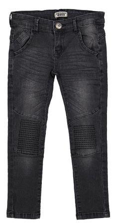 Dirkje dekliške hlače, 128, črne