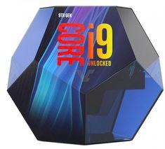 Intel procesor Core i9 9900K BOX, Coffee Lake