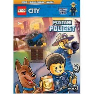LEGO City: Postani policist