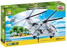 Cobi Small Army Transportní helikoptéra 310k