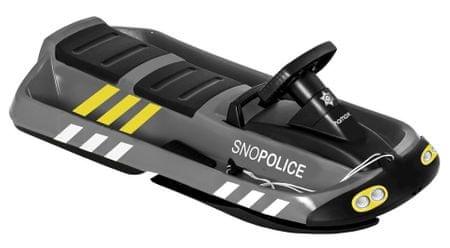 Hamax Sno POLICE, šedý/černý - zánovní