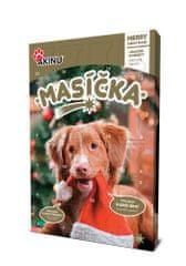 Akinu kalendarz adwentowy dla psów PRZYSMAKI MIĘSNE 250g