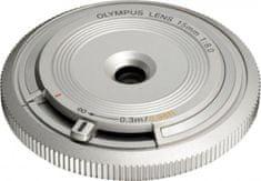 OLYMPUS 15 mm M.Zuiko Digital f/8,0, ezüst