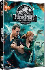 Jurský svět: Zánik říše - DVD