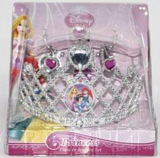 ADC Blackfire Disney princezné - Korunka a šperky pre princeznú