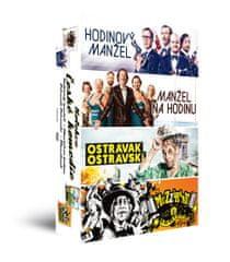 Kolekce České komedie (4DVD)