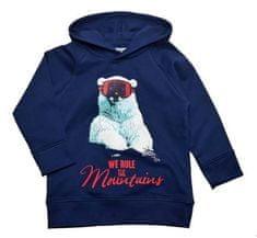 Gelati fantovska majica z motivom medvedka
