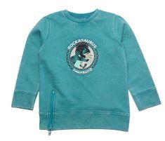 Gelati fantovska majica z motivom dinozavra