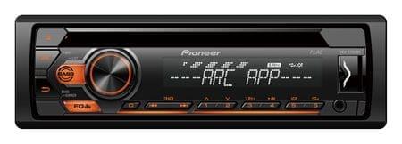 Pioneer radio samochodowe DEH-S110UBA