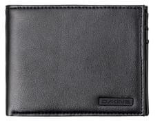 Dakine Kožená peněženka Archer Coin Wallet 10001914-W20 Black