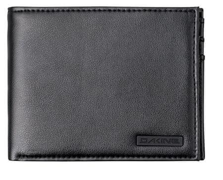 Dakine Kožená peňaženka Archer Coin Wallet 10001914-W20 Black
