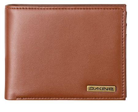 Dakine Bőr pénztárca Archer Coin Wall et 10001914-W20 Brown