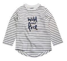 Gelati chlapecké proužkované tričko