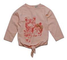 Gelati dievčenské tričko so zvieratkami