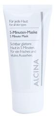 Alcina 5 perc maszk a friss bõrhöz ( Minute Mask) 50 ml