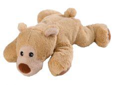 Warmies otroški termofor s sivko, medved