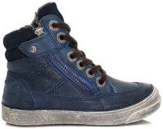 D-D-step chlapecké kotníkové boty