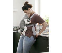 Babybjörn nosidełko MINI 3D Jersey