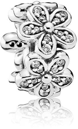 Pandora Ezüst margaréta medál792053CZ ezüst 925/1000