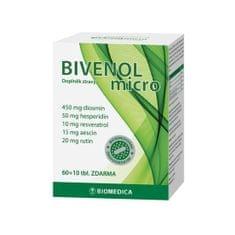 Biomedica Bivenol micro 60 + 10 tbl.