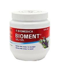 Biomedica Bioment masážny gél 370 ml