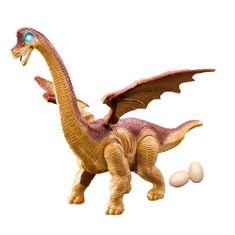 Rappa chodzący Dinozaur, który składa jaja - brązowy