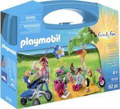 Playmobil kovčeg obiteljski piknik, 9103