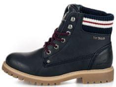 Tom Tailor buty za kostkę damskie