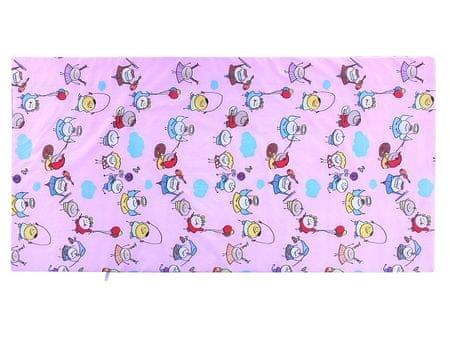 COSING dječji madrac 120 × 60 × 7 cm, rozi