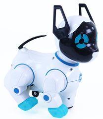 Rappa Mačka robot tancujúca so zvukom a svetlom