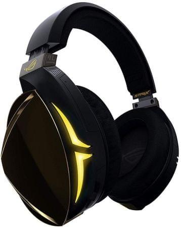Asus slušalke ROG Strix Fusion 700, 7.1, Wireless, USB
