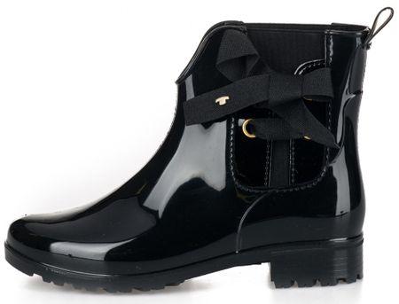 Tom Tailor dámská kotníčková obuv 38 černá