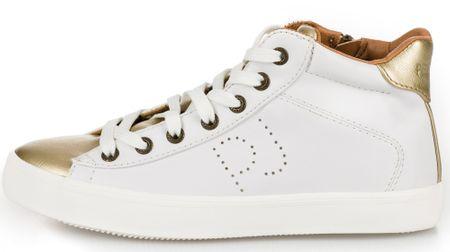Pepe Jeans dámské kotníčkové tenisky Stark Combi 36 biela