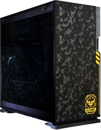 CZC PC GAMING Asus TUF AURA RX570 (TUF57001)