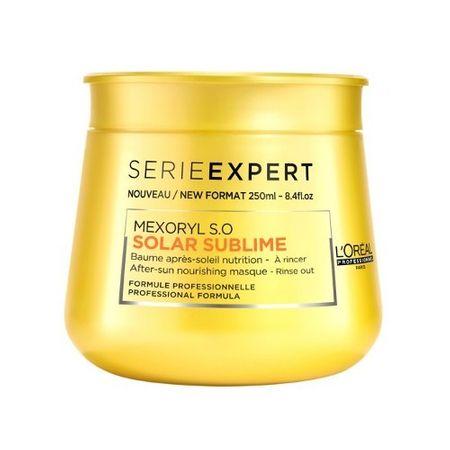 Loreal Professionnel Regeneráló maszk a sérült hajszérum- Série Expert ( Solar Sublime Mask) 250 ml-re