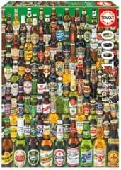 EDUCA slagalica sve pive svijeta, 1000 komada