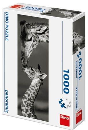 DINO slagalica Žirafa, 1000 dijelova