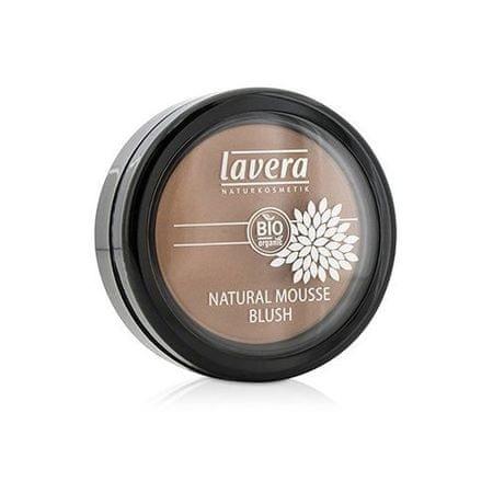 Lavera Přírodní pěnová růž Nude (Mousse Blush) 4 g