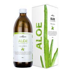 Nefdesanté Aloe - 100% šťava z Aloe vera 500 ml