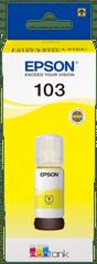 Epson tusz do drukarki 103, żółty (C13T00S44A)