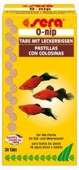 Sera Základní tabletové krmivo pro všechny ryby O-NIP 24tbl.