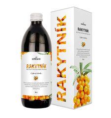 Nefdesanté Rakytník - 100% šťava z plodov rakytníka rešetliakového 500 ml