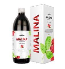 Nefdesanté Malina - 100% šťava z plodov maliny 500 ml
