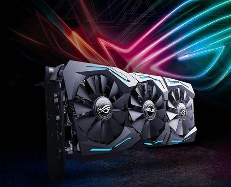 Grafična kartica ROG Strix GeForce RTX 2080 OC