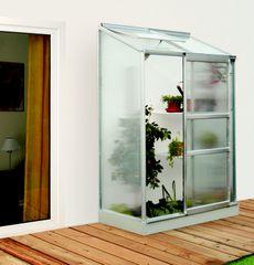 VITAVIA skleník VITAVIA IDA 900 PC 4 mm strieborný